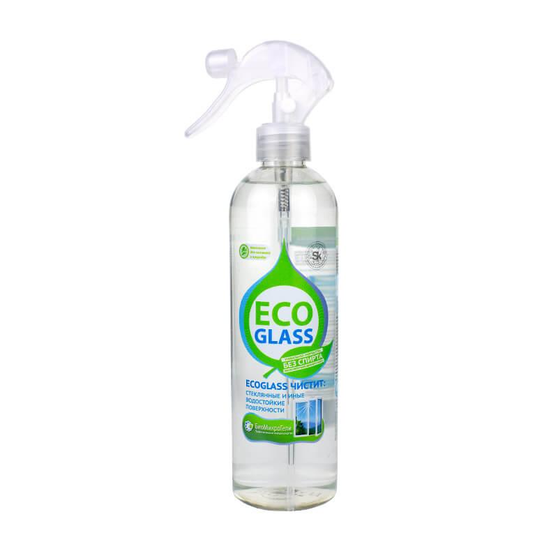 Средство для мытья стекол EcoGlass (ЭкоГлэс) 500 мл