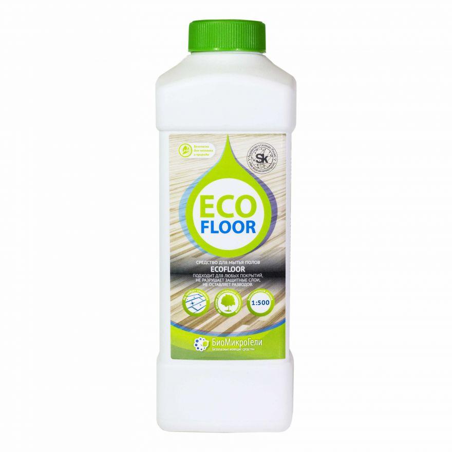 Средство для мытья полов EcoFloor (ЭкоФло) 1000 мл