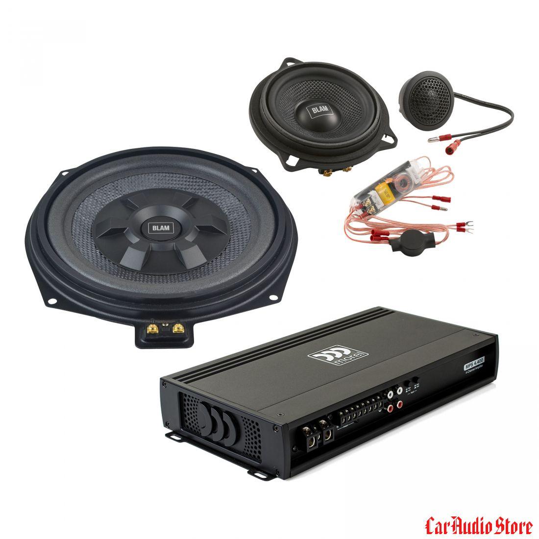 Base Kit Plus BLAM XF1 (MOREL)