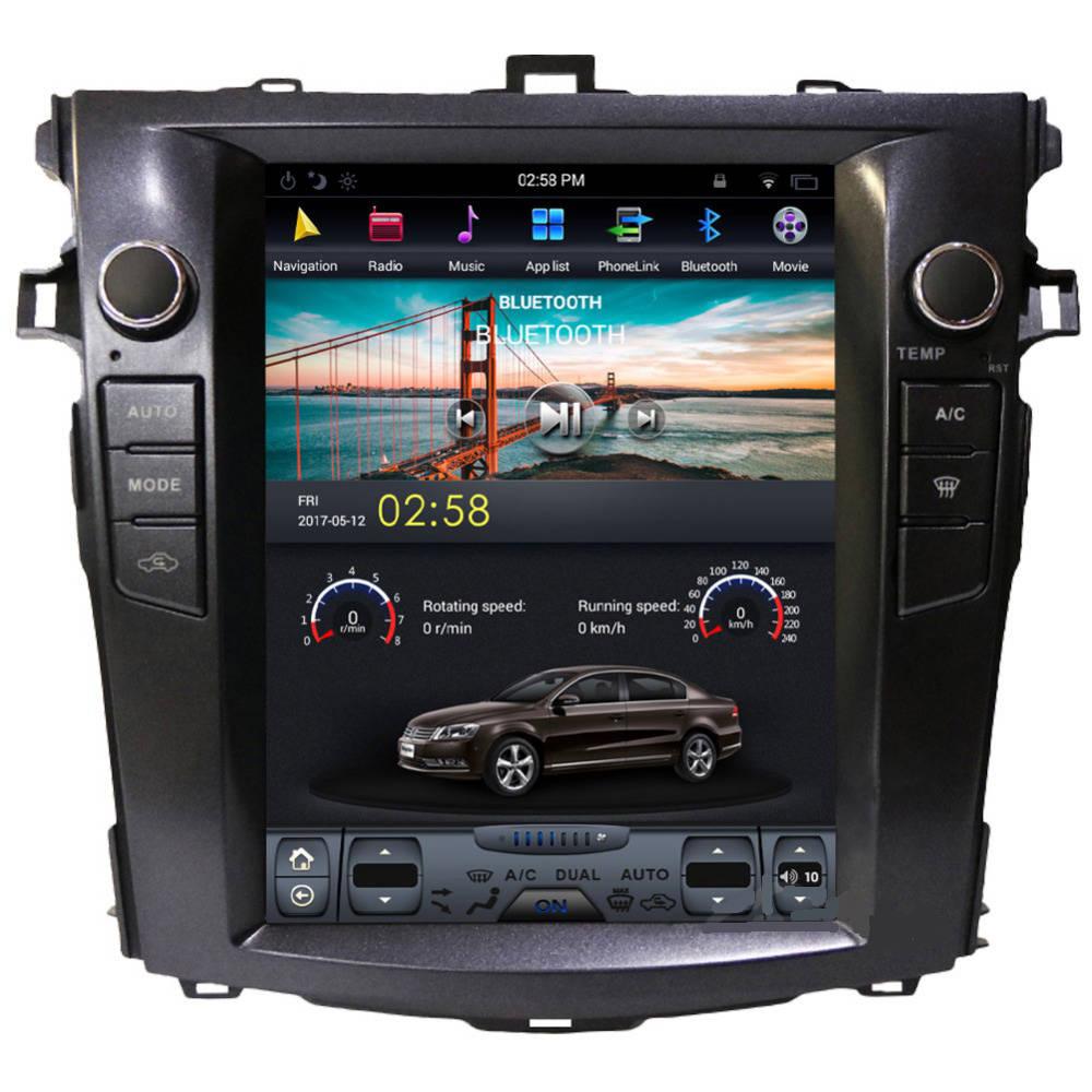 "Toyota  Corolla/ Axio/Fielder( 2006-2012)- Android. 12.1"""