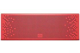 Портативная колонка Xiaomi Mi Bluetooth Speaker (красная)