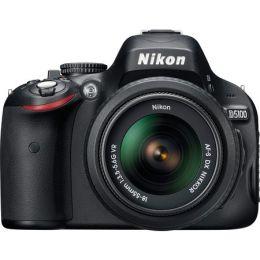 Nikon D5100 KIT AF S18-55 VR