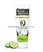 Руп Мантра гель для умывания Огурец Дивиса| Roop Mantra Herbal Cucumber Face Wash