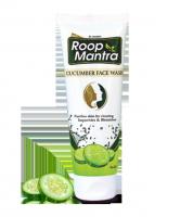 Руп Мантра гуль для умывания Огурец Дивиса| Roop Mantra Herbal Cucumber Face Wash