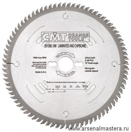 CMT 281.084.14M Диск пильный 350x30x3,5/2,5 10гр TCG Z84