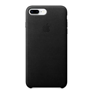 Кожаный чехол (Leather Case) для iPhone 7 Plus, 8 Plus