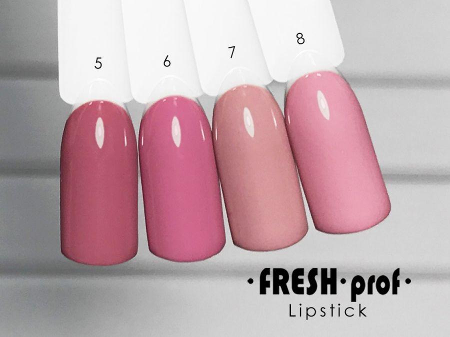 Гель-лак Fresh Prof Lip Stick № 07