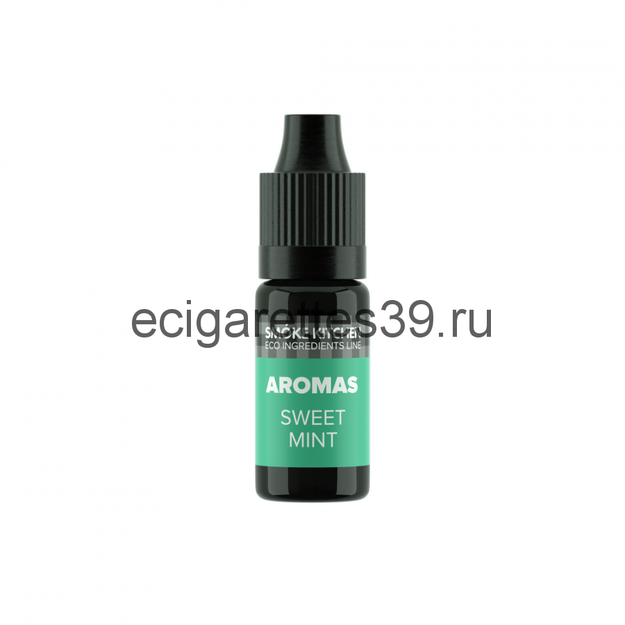 Ароматизатор SmokeKitchen Aromas Sweet Mint (Сладкая мята)