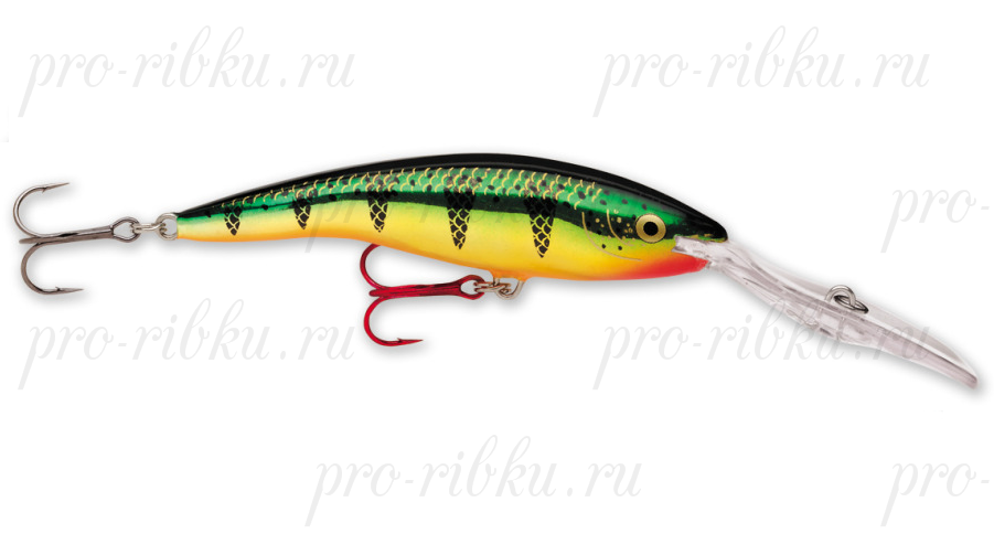 ВОБЛЕР RAPALA DEEP TAIL DANCER TDD09 цв. FLP