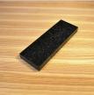 Камень притирочный габбро-диабаз 200х70х20мм Петроградъ М00014482