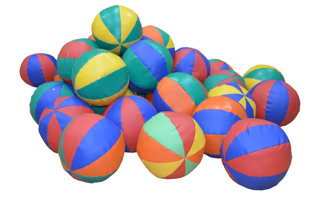 Мяч сенсорный мягконабивной 0,75кг