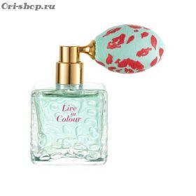 Фееричная парфюмерная вода Live In Colour