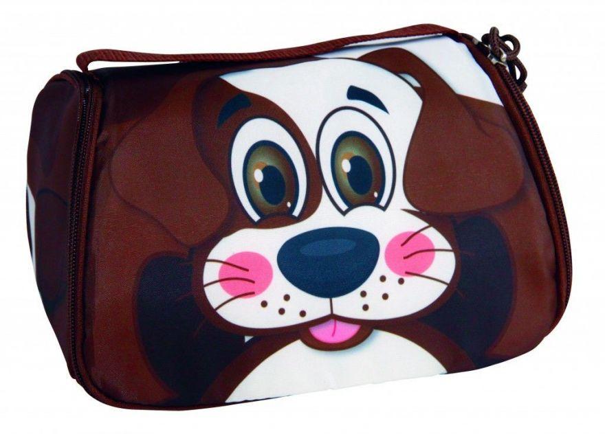 Детская сумка-холодильник для обедов Snack Pets ( Персонаж: Собака )