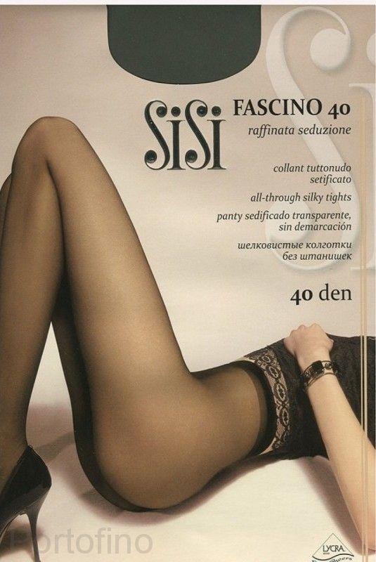 Fascino 40 женские колготки Sisi