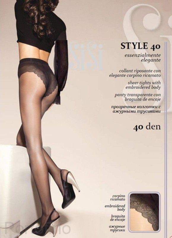 Style 40 женские колготки Sisi