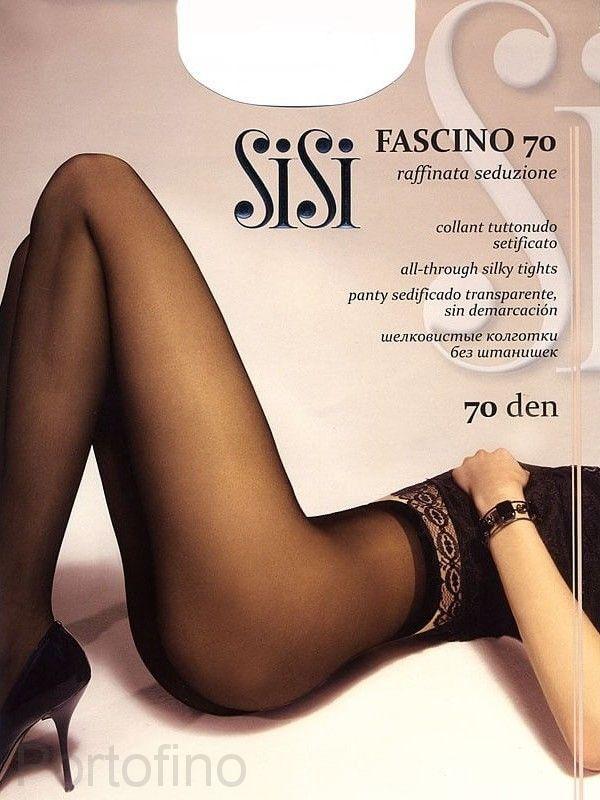 Fascino 70 женские колготки Sisi