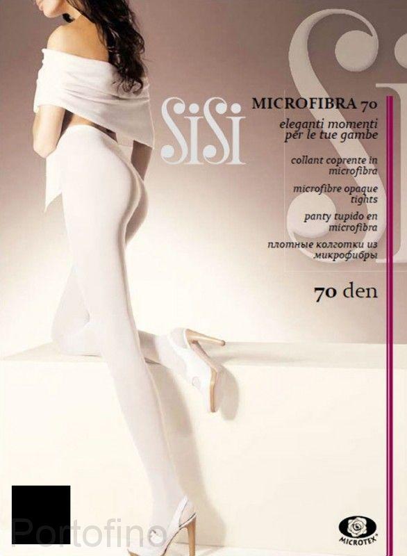 Microfibra 70 женские колготки Sisi