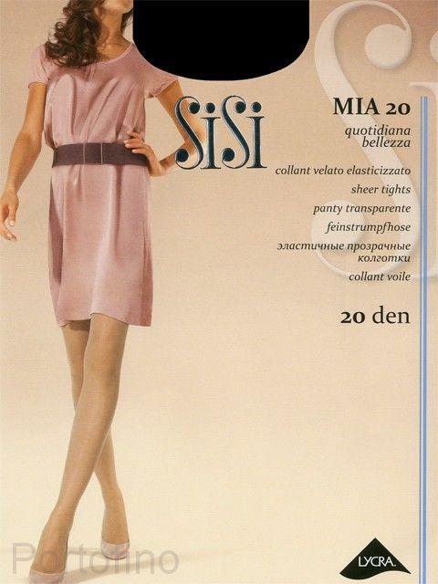 Mia 20 женские колготки Sisi