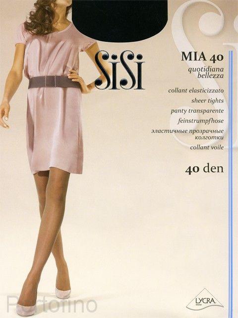 Mia 40 женские колготки Sisi