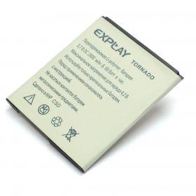 Аккумулятор оригинал для Explay Tornado (GSM)