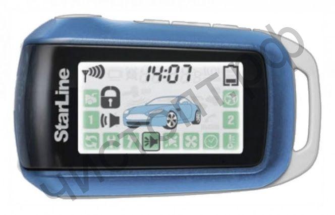 Брелок для сигнализации LCD Starline А94