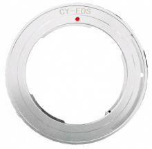 Адаптер-переходник Contax/Yashica - Canon EOS CY-EOS