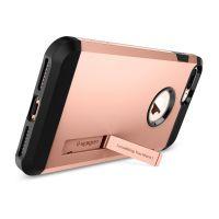 Чехол Spigen Tough Armor 2 для iPhone 8 Plus румяное золото