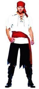 Костюм Пират в белой рубашке