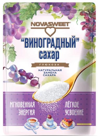 НОВАСВИТ Виноградный сахар 400 г