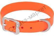 Ошейник Red Dingo VIVID оранжевый