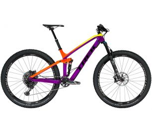 Trek Fuel EX 9.8 29 2018 purple/orange