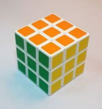 Кубик головоломка 3х3 Большой