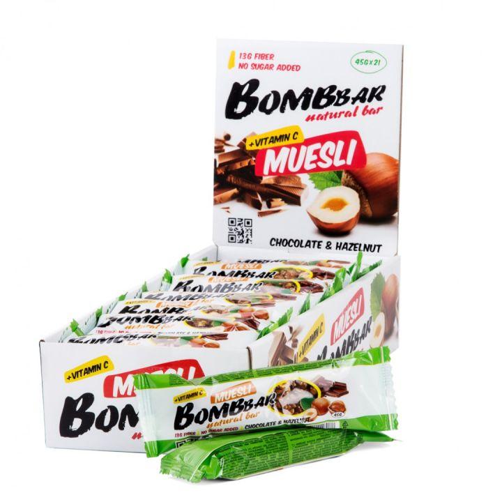 BOMBbar - MUESLI