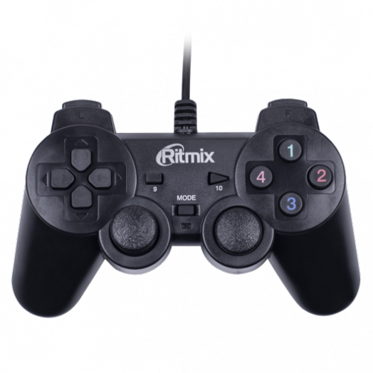 Геймпад Ritmix GP-005 Black