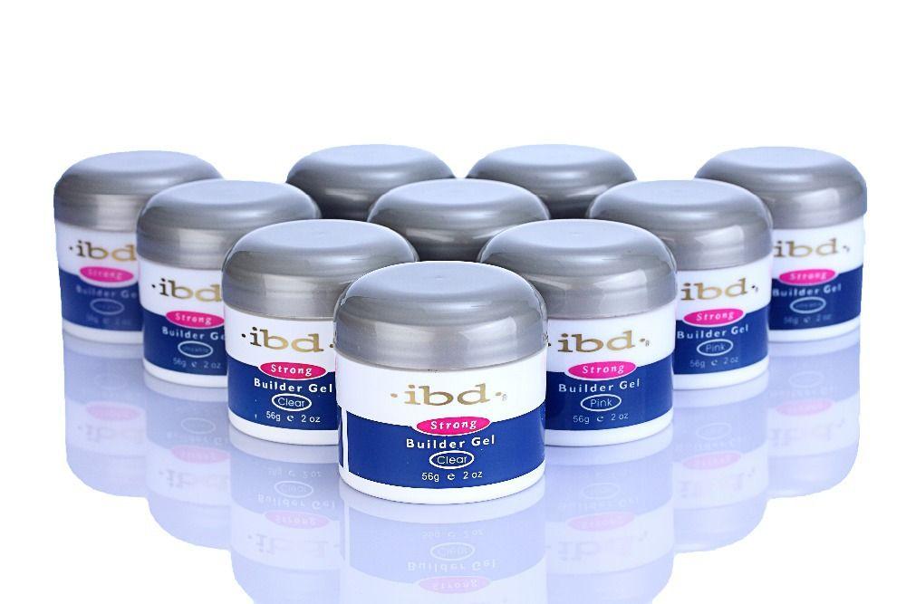 IBD гель для наращивания и моделирования ультра-белый