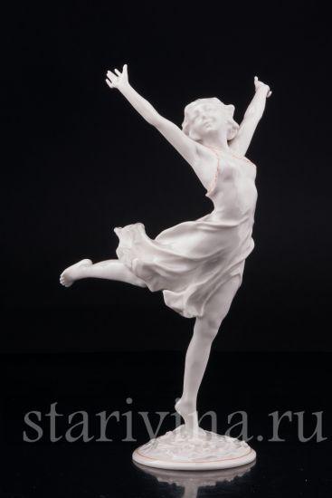 Изображение Танцующая девушка, Hutschenreuther, Германия, 1938-64 гг