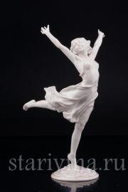 Танцующая девушка, Hutschenreuther, Германия, 1938-64 гг