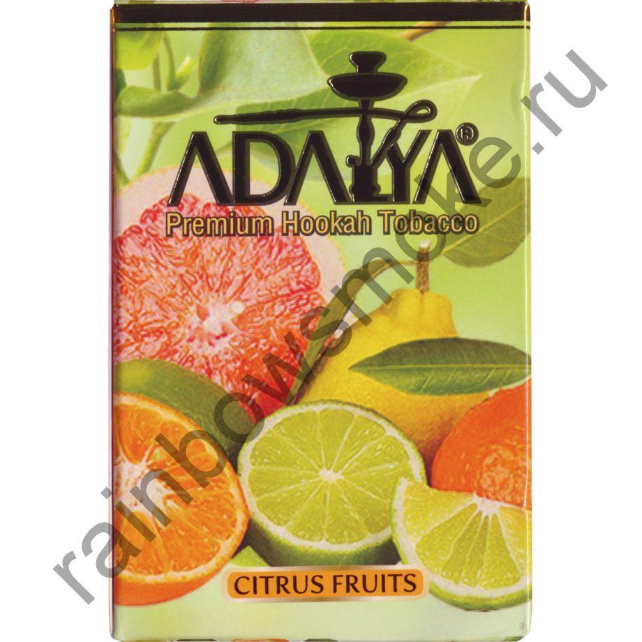 Adalya 50 гр - Citrus Fruits (Цитрусы и Фрукты)