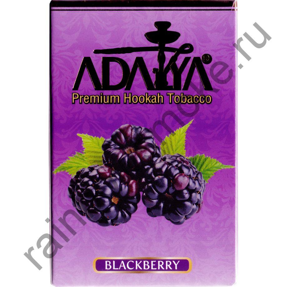 Adalya 50 гр - Blackberry (Ежевика)