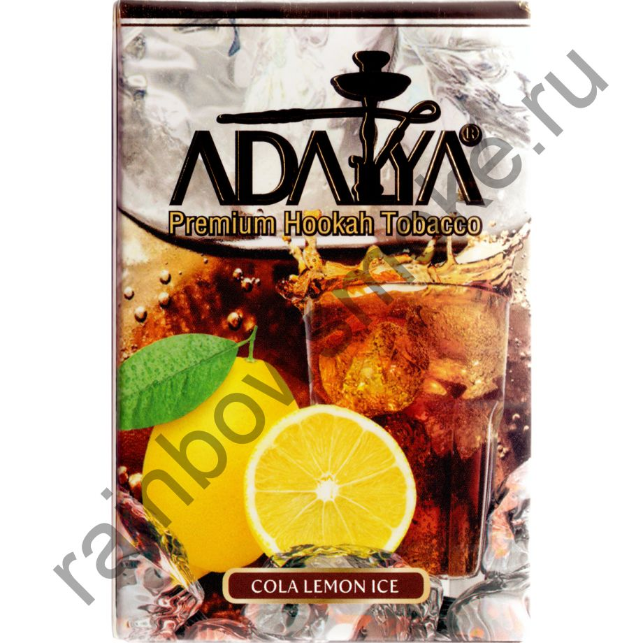 Adalya 50 гр - Cola Lemon Ice (Кола Лимон и Лёд)
