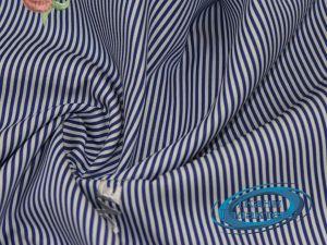 Рубашечная ткань полоска вышивка LI-16650/D1/C#2