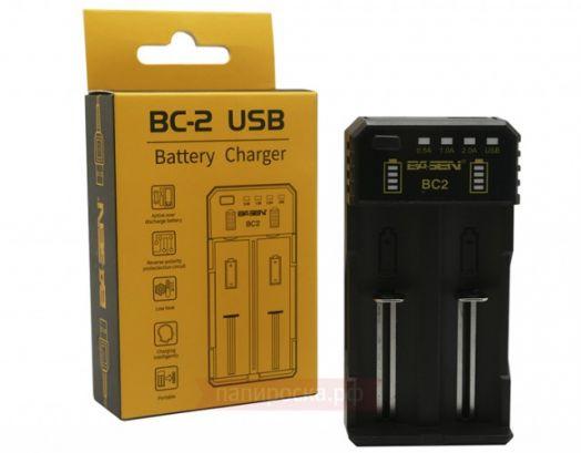 Basen BC2 USB Зарядное Устройство