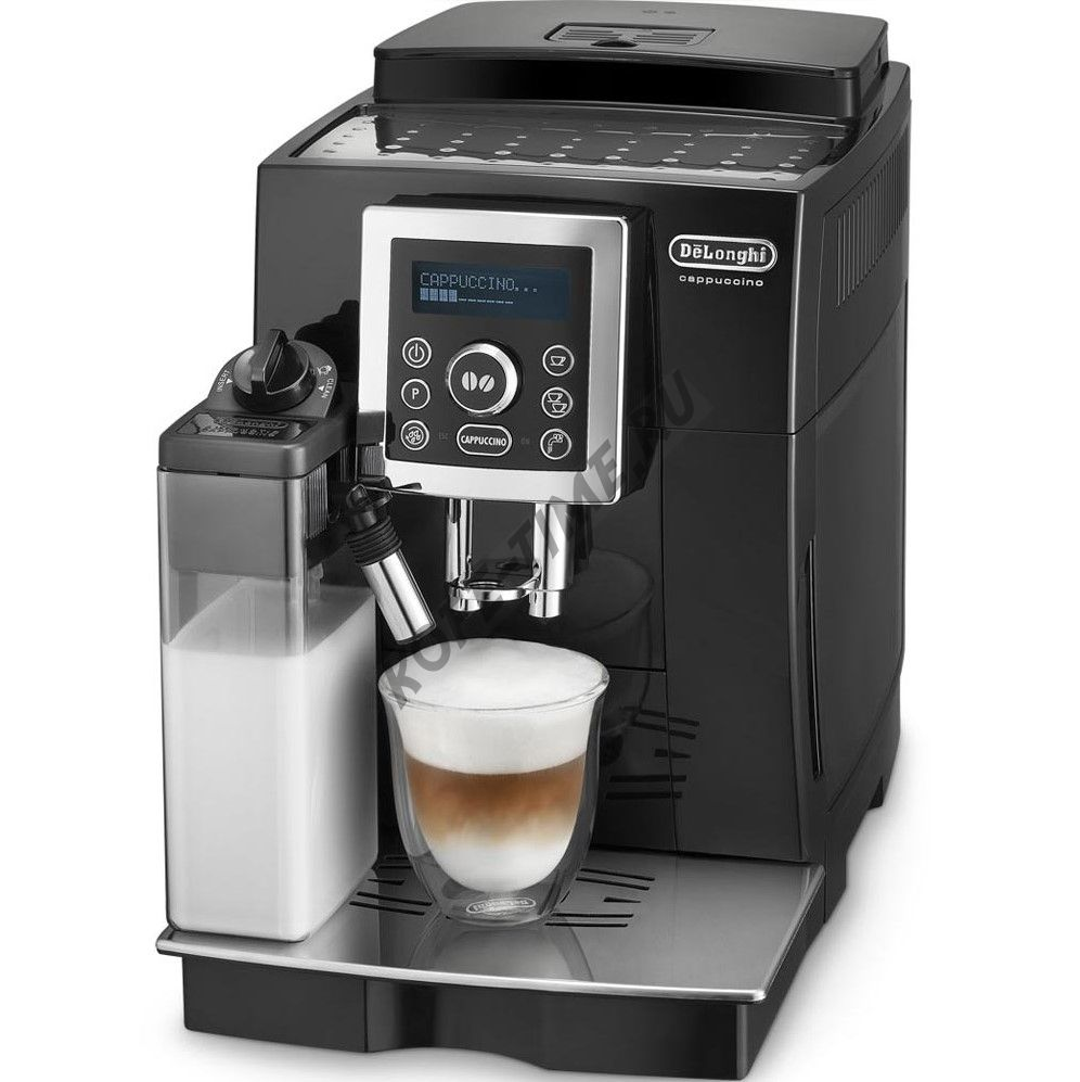 Кофемашина DeLonghi ECAM 23.460 B Cappuccino