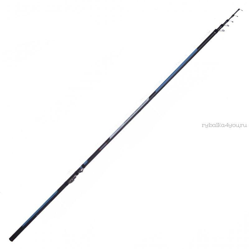Купить Удилище болонское с кольцами Kaida Fortexa Silver Strong 5 м /арт: 902-500