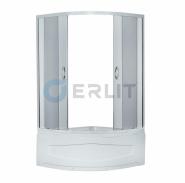 Душевой уголок Erlit 80x80 (ER0508T-C4)