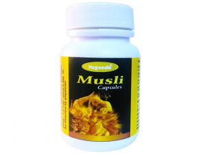 Musli ext. 60*500мг Yugveda для иммунной системы