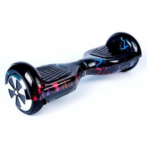 Гироскутер Smart Balance Wheel 6.5 APP Самобаланс Молнии