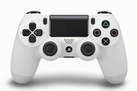 Геймпад Sony PlayStation 4 белый (версия v2 !!!)