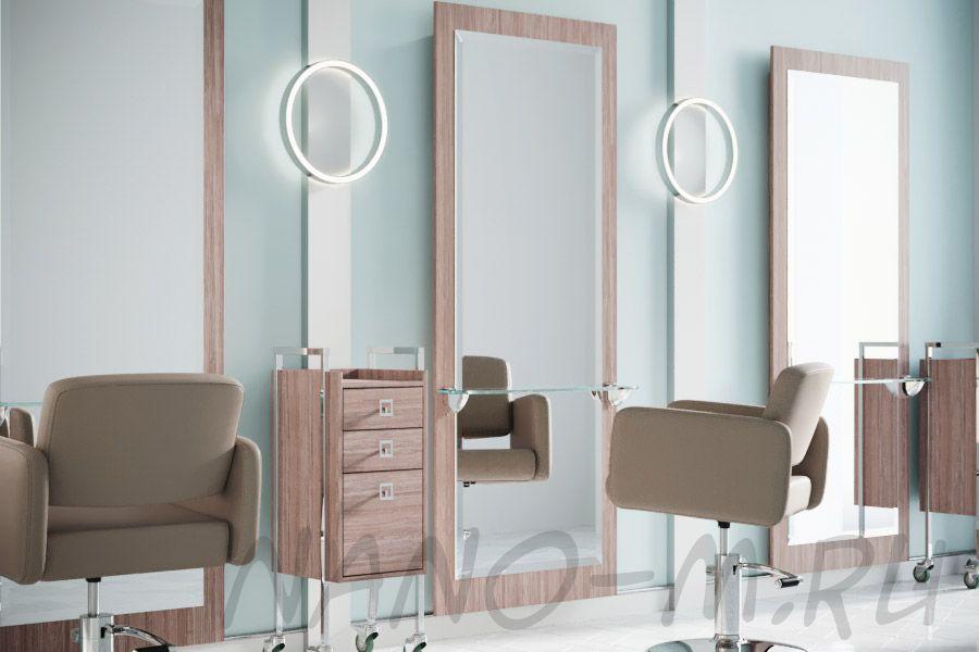Зеркало парикмахерское Solus