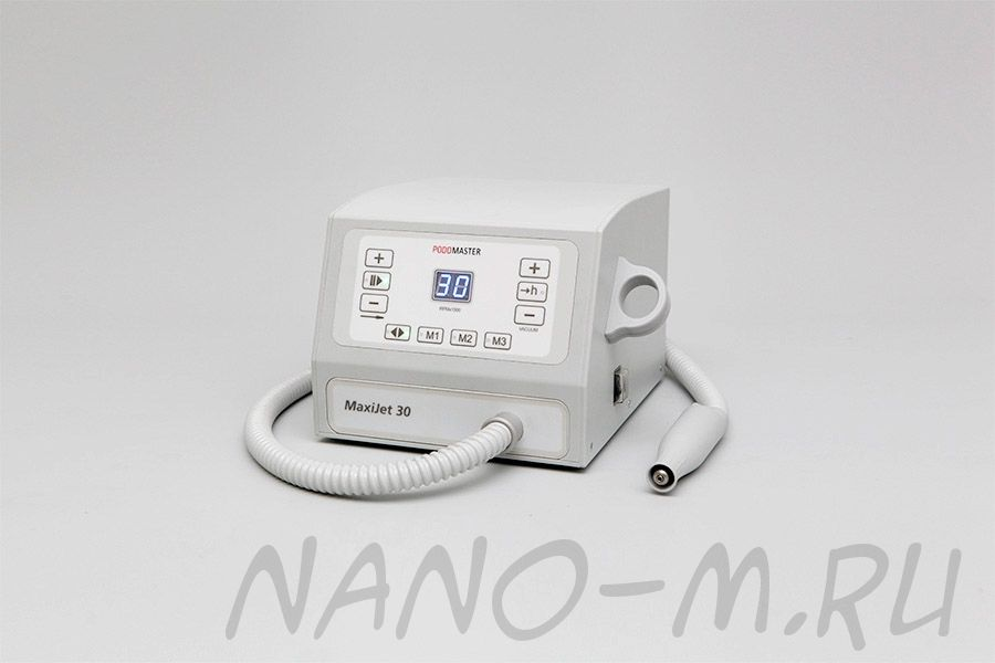 Педикюрный аппарат Podomaster MaxiJet 30 с пылесосом